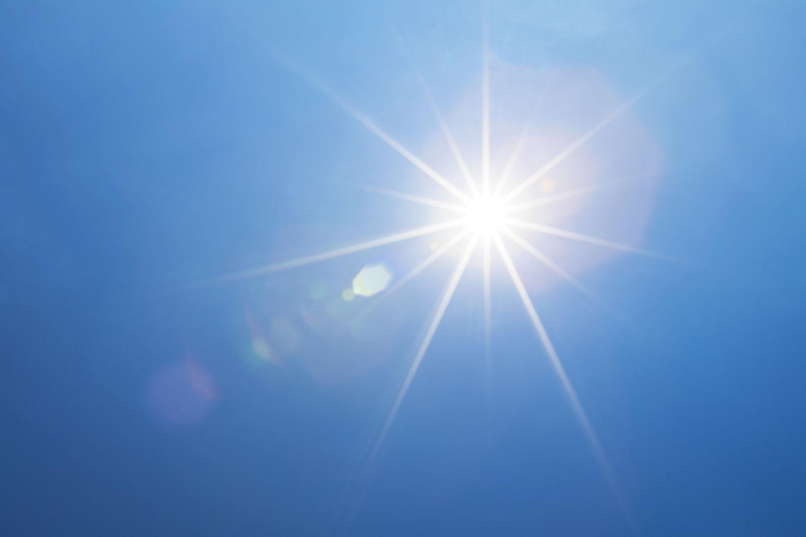 napfény hatása d-vitamin képzésre