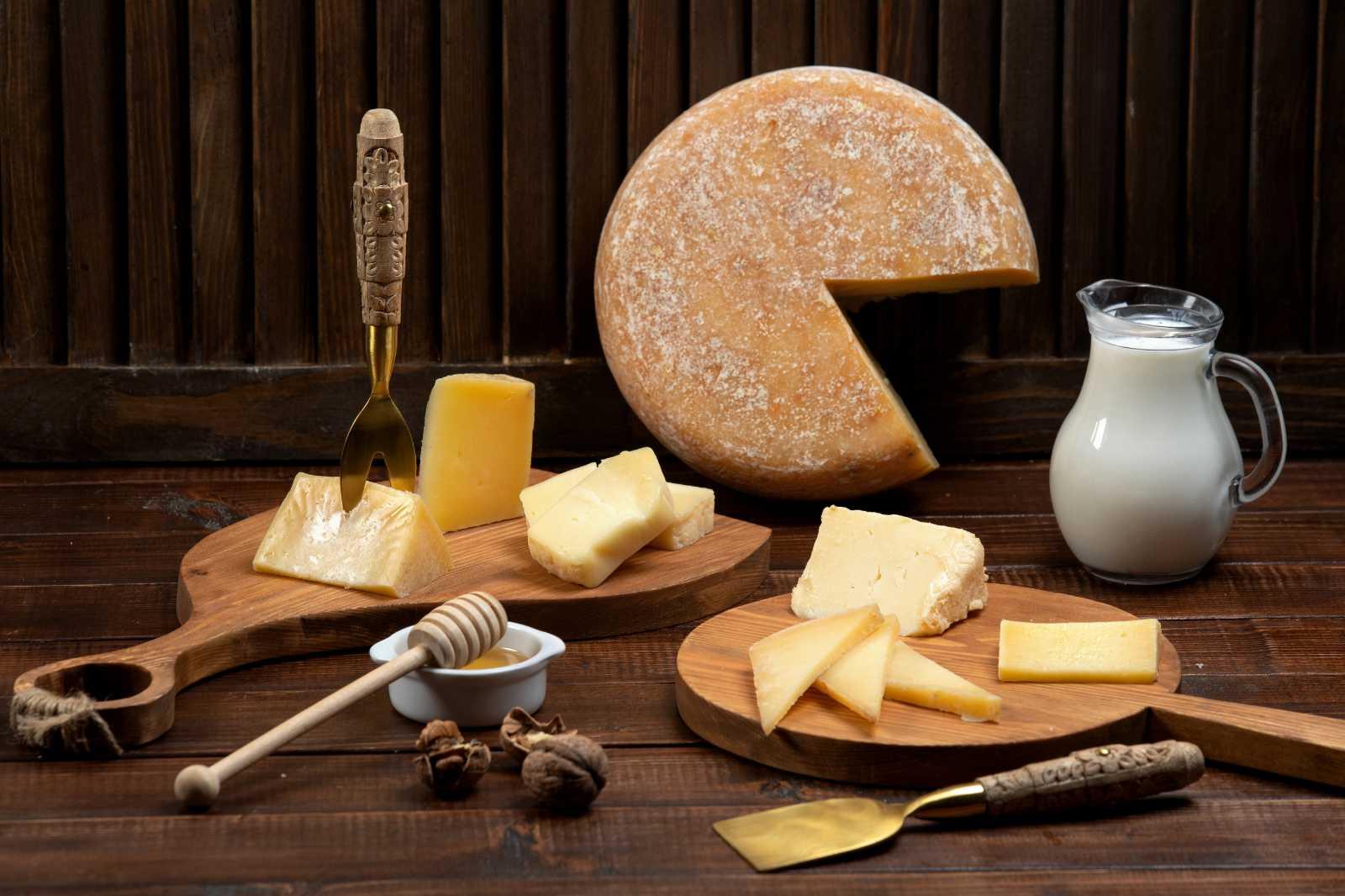 kemény sajtokban sok a kalcium