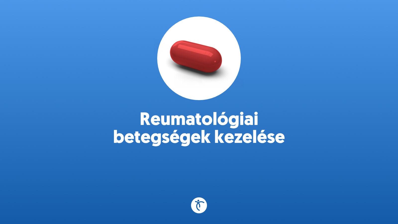 reuma-kezelése